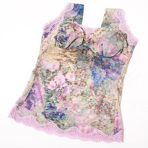 モネの絵画「睡蓮」を落とし込んだ、美しい発色で華やかなデザインで新登場です!