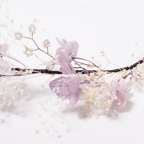 プリザーブド加工をしているので花の美しさを長くお楽しみいただけます☆